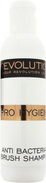Makeup Revolution Pro Hygiene Anti Bacterial Brush Shampoo Antybakteryjny szampon do czyszczenia pędzli 200ml
