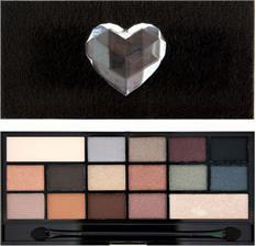 Makeup Revolution Makeup Revolution I Love Makeup Palette paleta 16 cieni do powiek Underneath (Fur) 22g