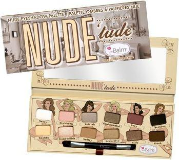 The Balm Nude Tude Eyeshadow Palette W 11.08g