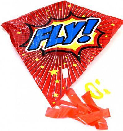 Moneks Latawiec flaga latanie dla dzieci zabawa na dworze