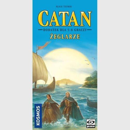 Galakta Catan - Żeglarze - 5/6 graczy