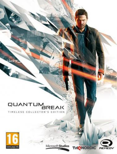 Microsoft Quantum Break Timless Colletor's Edition