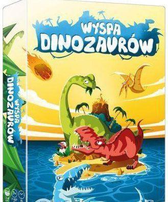 Foxgames Wyspa Dinozaurów