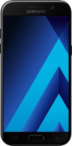 Smartfon Samsung Galaxy A5 (2017) Black Sky (SM-A520FZKAXEO)