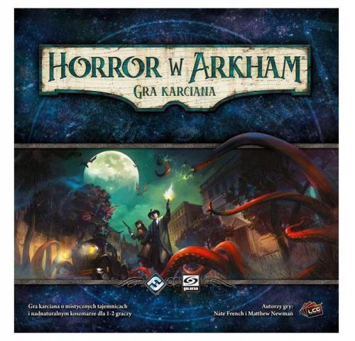 Galakta Horror w Arkham LCG - Zestaw Podstawowy (PL-AH001)