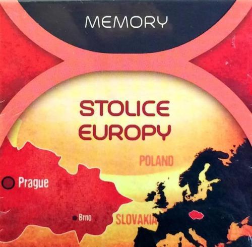 Albi Memory: Stolice Europy
