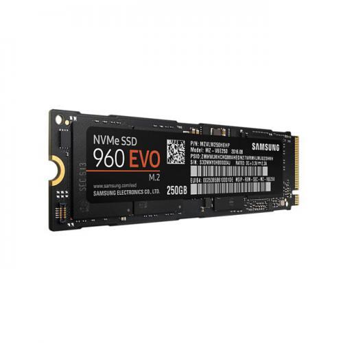Dysk SSD Samsung 960 Evo 250GB (MZ-V6E250BW)