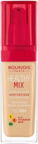 BOURJOIS Paris Podkład Healthy Mix - rozświetlający podkład do twarzy nr 053 Light Beige