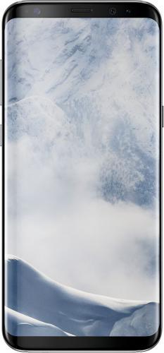 Smartfon Samsung Galaxy S8 Arctic Silver (SM-G950F)+GUARD W ZESTAWIE