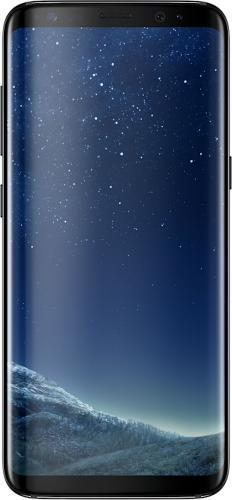Smartfon Samsung Galaxy S8+ Midnight Black (SM-G955FZKAXEO)