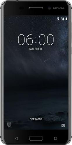 Smartfon Nokia 6 BLACK (DualSIM)