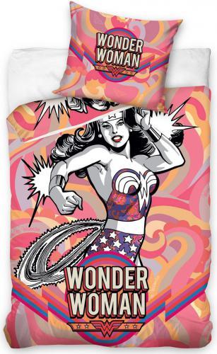 """CARBOTEX Wonder Woman """"Woman różowa"""""""