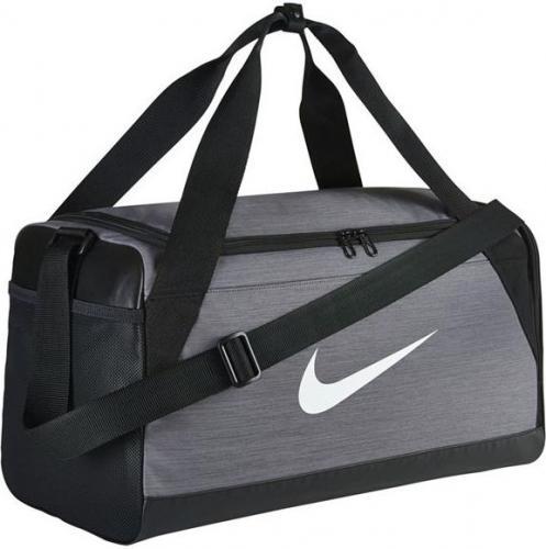 c1b8fa286663f Nike Torba sportowa BA5335 064 Brasilia S Duff szara
