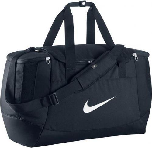 Nike Torba sportowa Club Team Swoosh Duffel M czarna (BA5193 010)