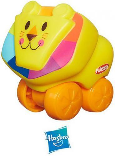 Hasbro Playskool Mini pojazdy Lew