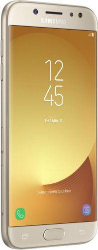 Smartfon Samsung Galaxy J5 (2017) LTE Złoty DualSIM (SM-J530FZDDXEO)