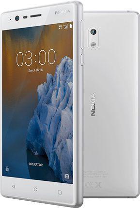 Smartfon Nokia 3 WHITE (SingleSIM)