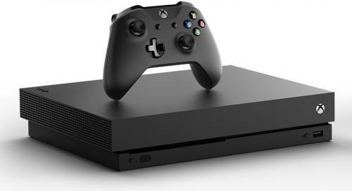 Konsola Microsoft Xbox One X