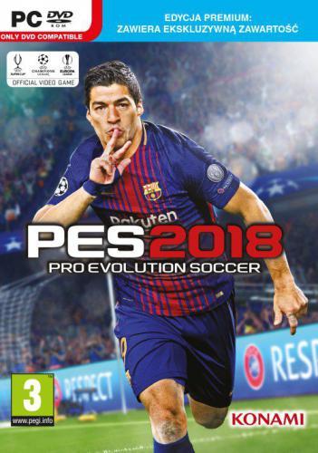 Pro Evolution Soccer 2018 Edycja Premium