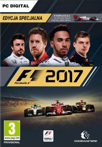 F1 2017 Edycja Specjalna