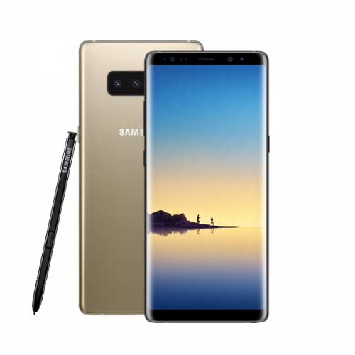 Smartfon Samsung Galaxy Note 8 Złoty (SM-N950FZDDXEO)