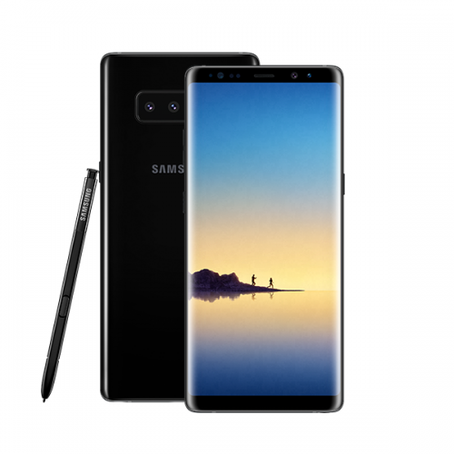 Smartfon Samsung Galaxy Note 8 Czarny (SM-N950FZKDXEO)