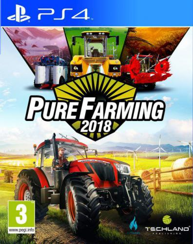 Pure Farming 2018 - Premiera marzec 2018