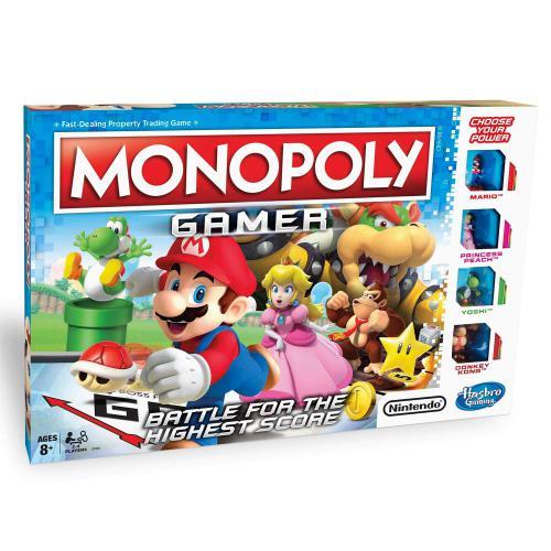 Hasbro Monopoly Gamer wersja PL (C1815) dostawa 24h