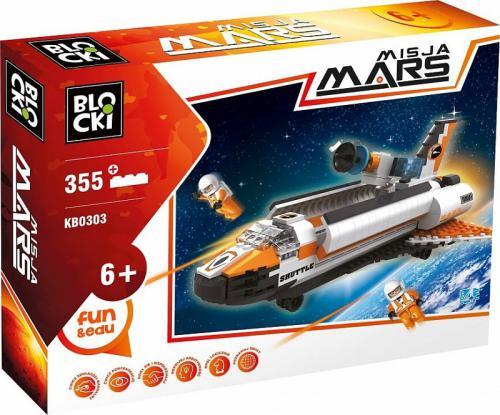 ICOM Misja Mars 355 el. (KB0303)