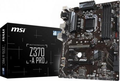 Płyta główna MSI Z370-A PRO