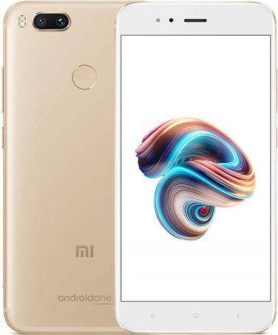 Smartfon Xiaomi Mi A1 64GB Złoty !OFICJALNA POLSKA DYSTRYBUCJA!