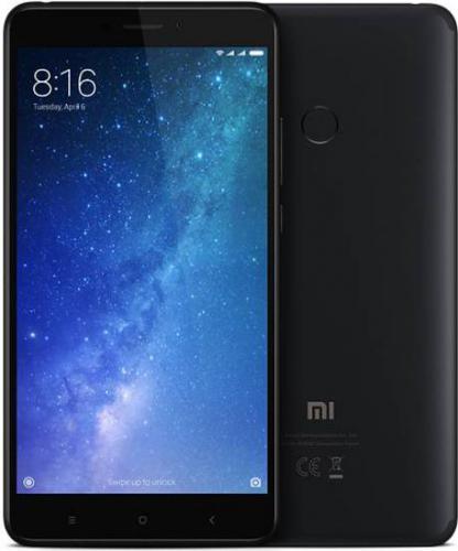 Smartfon Xiaomi MI Max 2 64GB Czarny !OFICJALNA POLSKA DYSTRYBUCJA!