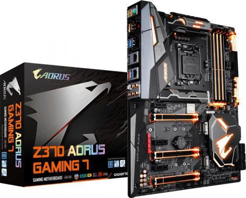 Płyta główna Gigabyte Z370 AORUS Gaming 7