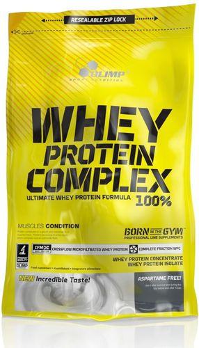 Odżywka białkowa Whey Protein Complex 100% 0,7kg wanilia Olimp waniliowy roz. uniw