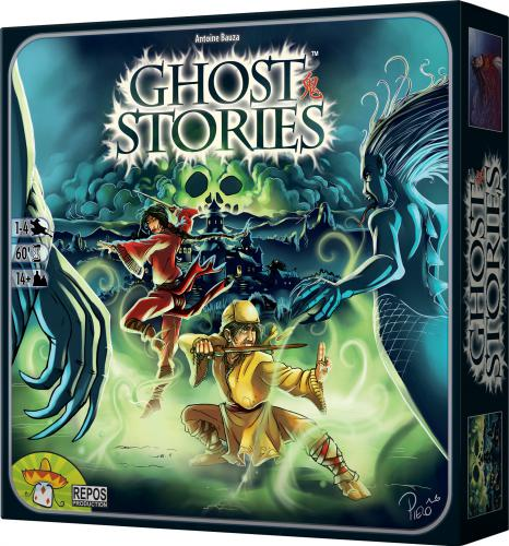 Rebel Ghost Stories (druga edycja)