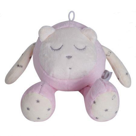 Szumisie Szumiś Sleep Maskotka czujnik snu różowy