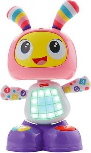 Fisher Price Robot Bella - Tańcz i śpiewaj ze mną