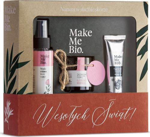 Make Me Bio Garden Roses Zestaw dla skóry suchej i wrażliwej