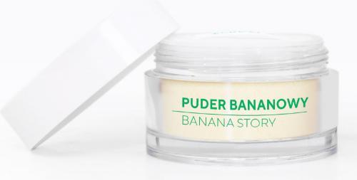 Ecocera  Puder bananowy BANANA STORY 15g