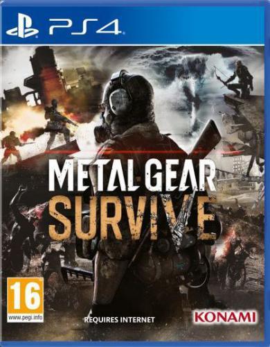 Metal Gear Survive - Premiera 22.02.2018