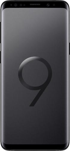 Smartfon Samsung Galaxy S9 Midnight Black - Czarny (SM-G960FZKDXEO)