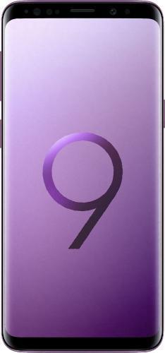 Smartfon Samsung Galaxy S9 Lilac Purple - Fioletowy (SM-G960FZPDXEO)