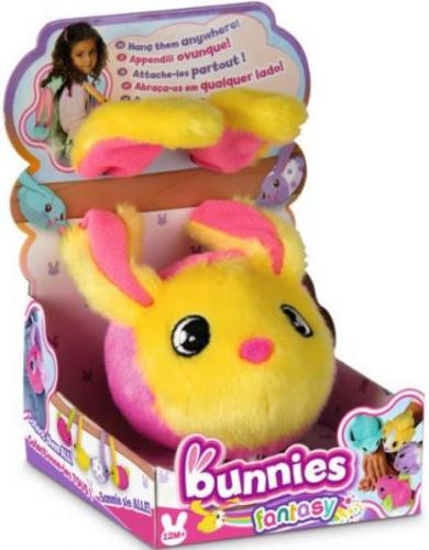 Tm Toys TM Toys BUNNIES Fantasy pluszowy króliczek z magnesem (096455)