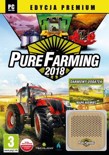 Pure Farming 2018 Edycja Premium PC