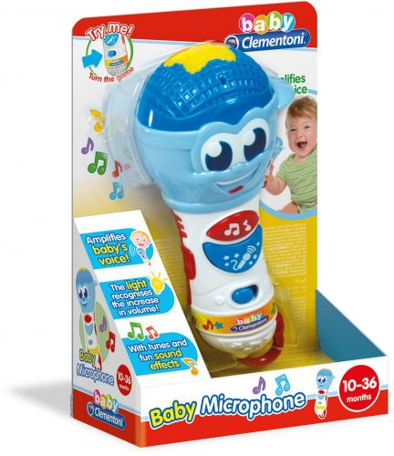 Clementoni Baby Mikrofon (17181)