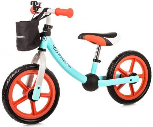 KinderKraft Rowerek biegowy 2WAY Next miętowy