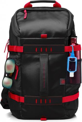 "Plecak HP 39.62 cm (15.6"") Odyssey Backpack Red/Black (X0R83AA#ABB)"