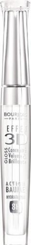 BOURJOIS Paris 3D Effet Gloss 18 Transparent  5.7ml