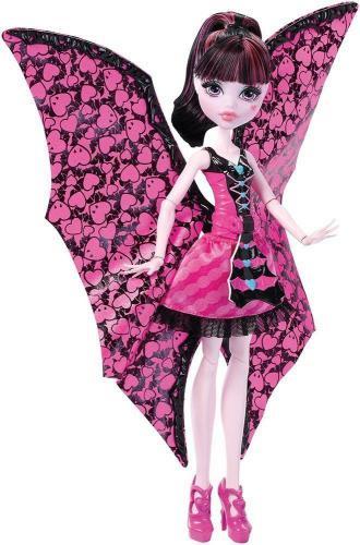 Mattel Monster High Fledermaus Draculaura (DNX65)