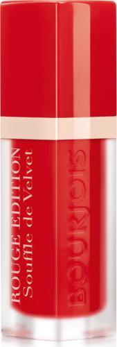 BOURJOIS Paris Rouge Edition Souffle de Velvet pomadka do ust 02 Coquelic Oh! 7,7ml